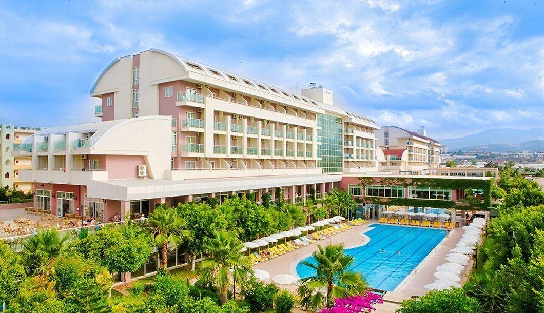 Telatiye Resort Hotel Alanya Book Now Save On Your Stay In Alanya